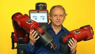 世界のロボット開発をリードする男