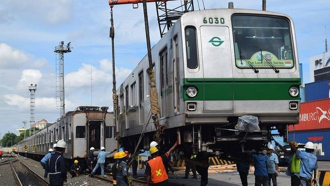 電車整備の技を海外に…「地下鉄OB」の職人魂