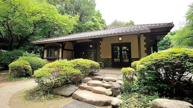 飛鳥山公園に今も残る渋沢栄一ゆかりの名建築