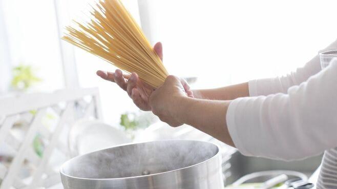 スパゲッティに「塩」「差し水」は、むしろ余計だ