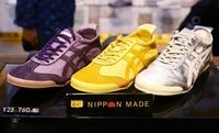 Revived Asics Aims to Become the World's Best