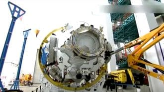 中国版「宇宙ステーション」は何が違うのか