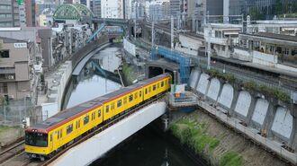 丸ノ内線に「銀座線の電車」がときどき走る理由