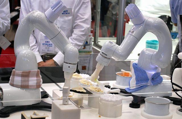 ロボットが食品工場の救世主になれない理由 | 週刊東洋経済(ビジネス ...