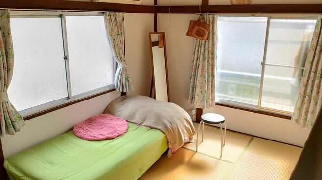 東京の若者に「風呂なし物件」がじわり人気の訳