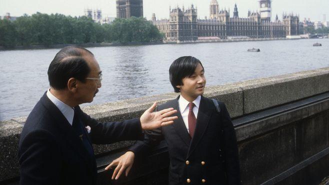新天皇が「テムズ川の水上交通」を研究した理由