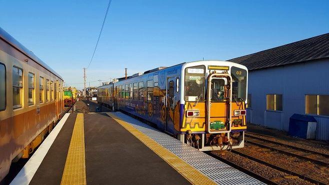 「ひたちなか海浜鉄道」、黒字達成の経営手腕