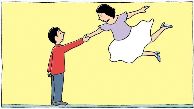 関西人36歳女性が「笑えない夫」を選んだ理由