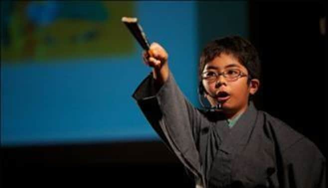TEDxKidsの男に学ぶ、やわらか頭の作り方