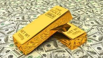 これから上昇するのはドルではなく金価格だ