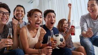 低迷リオ五輪、人々はどう観戦しているのか
