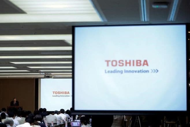 東芝のメモリー事業売却、中国当局が承認