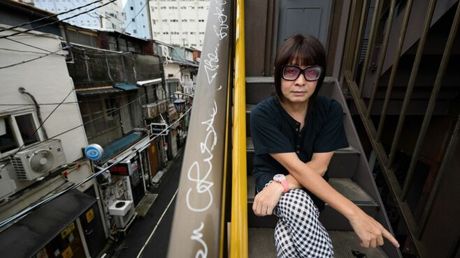 米米CLUB「女装メンバー」の知られざる40年後