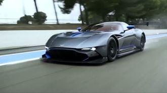 Aston Martin Debuts Castrol's 90 Second Oil Change Tech