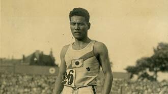 26歳で逝った五輪選手を戦争に駆り立てたもの