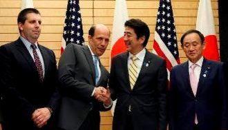 日韓関係改善に向けて米国が強力な布陣