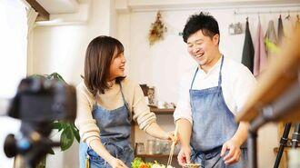 インスタでファン激増「仲良し夫婦」が作る総菜