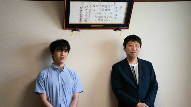 藤井聡太二冠が語る「将棋とサッカー」の共通点