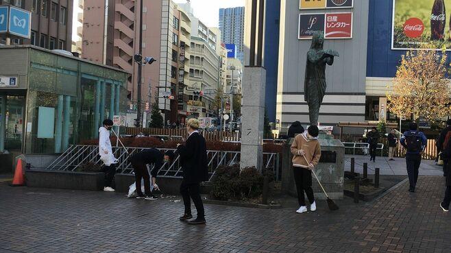 コロナで閑散「高田馬場」早稲田大生たちの底力