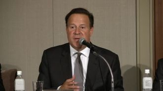 President of Panama Stressed Panama's efforts to fight to Prevent Financial Corruption