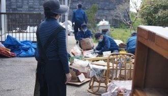 ネズミに雨漏り、楢葉町被災者が苦しむ荒廃