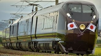 昭和天皇が乗車する列車に衝突した「物体」