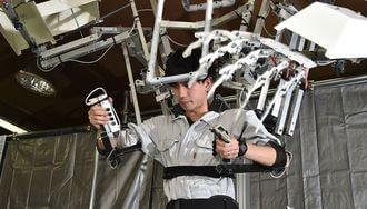 外骨格ロボットは「人間の能力」を拡張する
