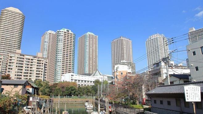 東京のマンションがべらぼうに高くなった理由
