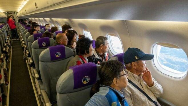 遊覧飛行とSL体験、一石二鳥ツアー誕生の裏側