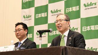 日本電産、「元日産の新社長」にのしかかる重圧