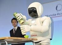 「ASIMOは必ず商品化する」--ホンダの開発者がロボットの事業化に意欲
