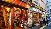 Explore Tokyo's Speciality Shopping Districts