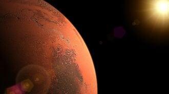 子どもの疑問「火星の夕焼けは何色?」の答え方
