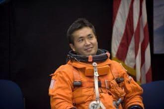 宇宙飛行士100人のトップに立つ男