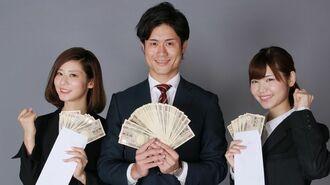新社会人が3・4月に絶対に始めるべき貯金法