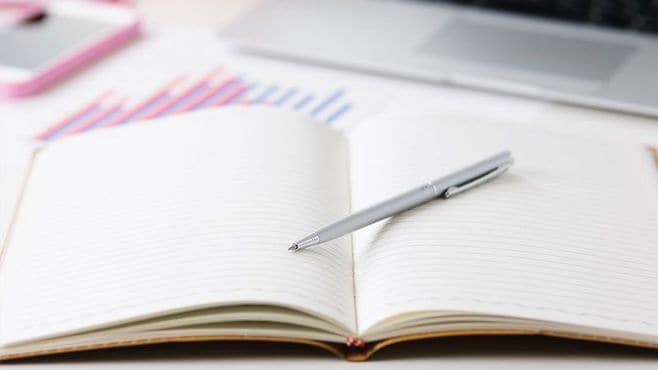 新鮮!仕事ができる人のノートを覗いてみた