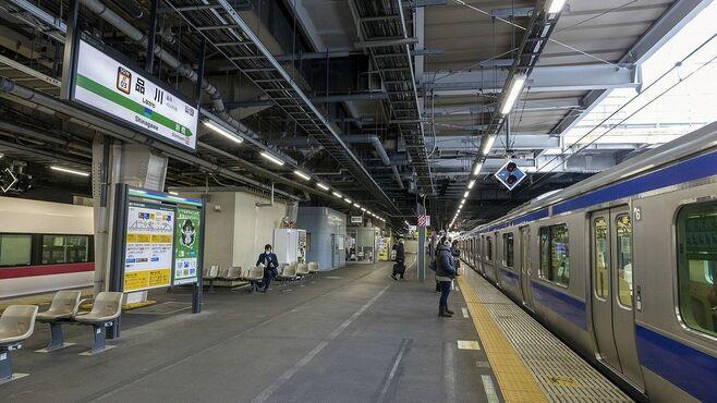 高輪新駅開業、隣の品川駅工事はいつまで続く