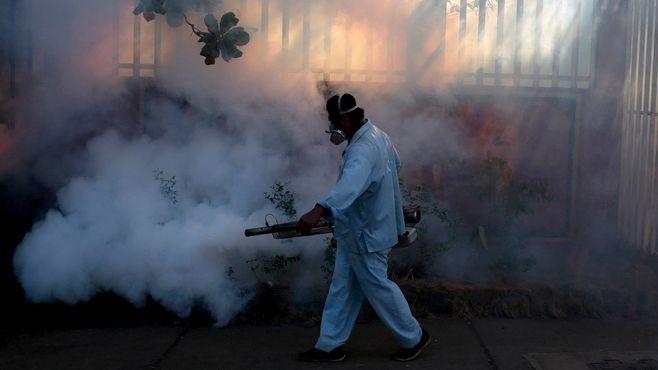 ジカ熱は「対岸の火事」扱いでは済まされない