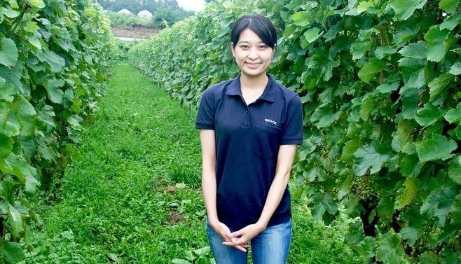 女性醸造家の渾身のワインに世界が驚嘆した