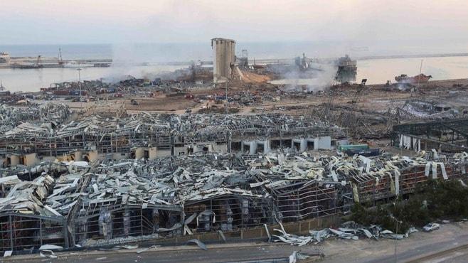 爆発起きた「レバノン」の手が付けられない惨状