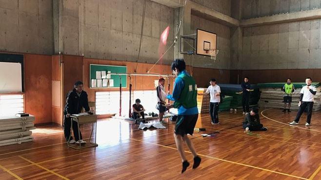 男子進学校・桐朋生がガチで縄跳びする理由