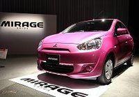国内販売で苦しむ三菱自、待望の新型車「ミラージュ」に込めた狙い