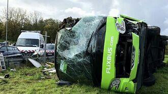 半年で事故5件、欧州「格安高速バス会社」の実態