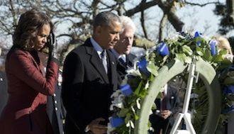 ケネディの「亡霊」に取りつかれたオバマ