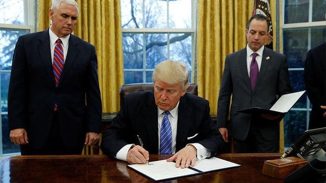 トランプ大統領を無視しすぎると儲からない