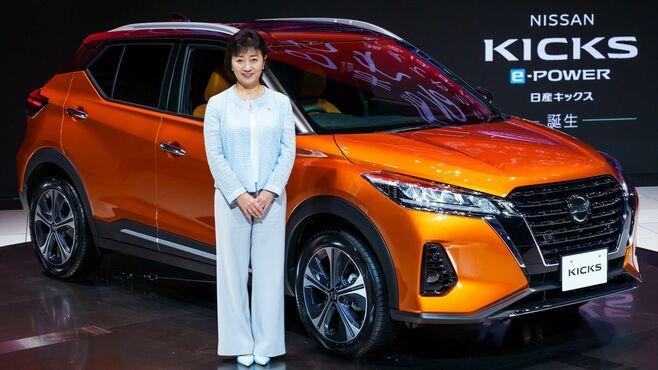 「キックス」が日産10年ぶりの新型車となった訳