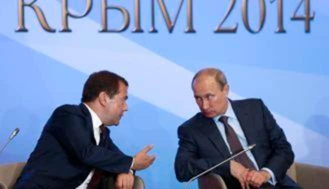 プーチン大統領が目立つ間は、儲けるチャンス