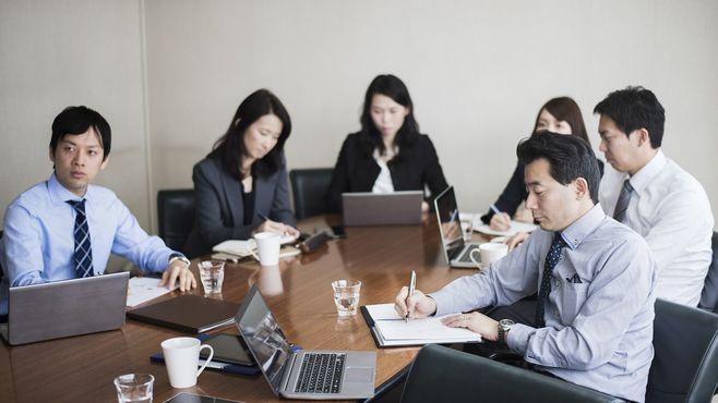 「会議が仕事」の日本人的生活を変える方法