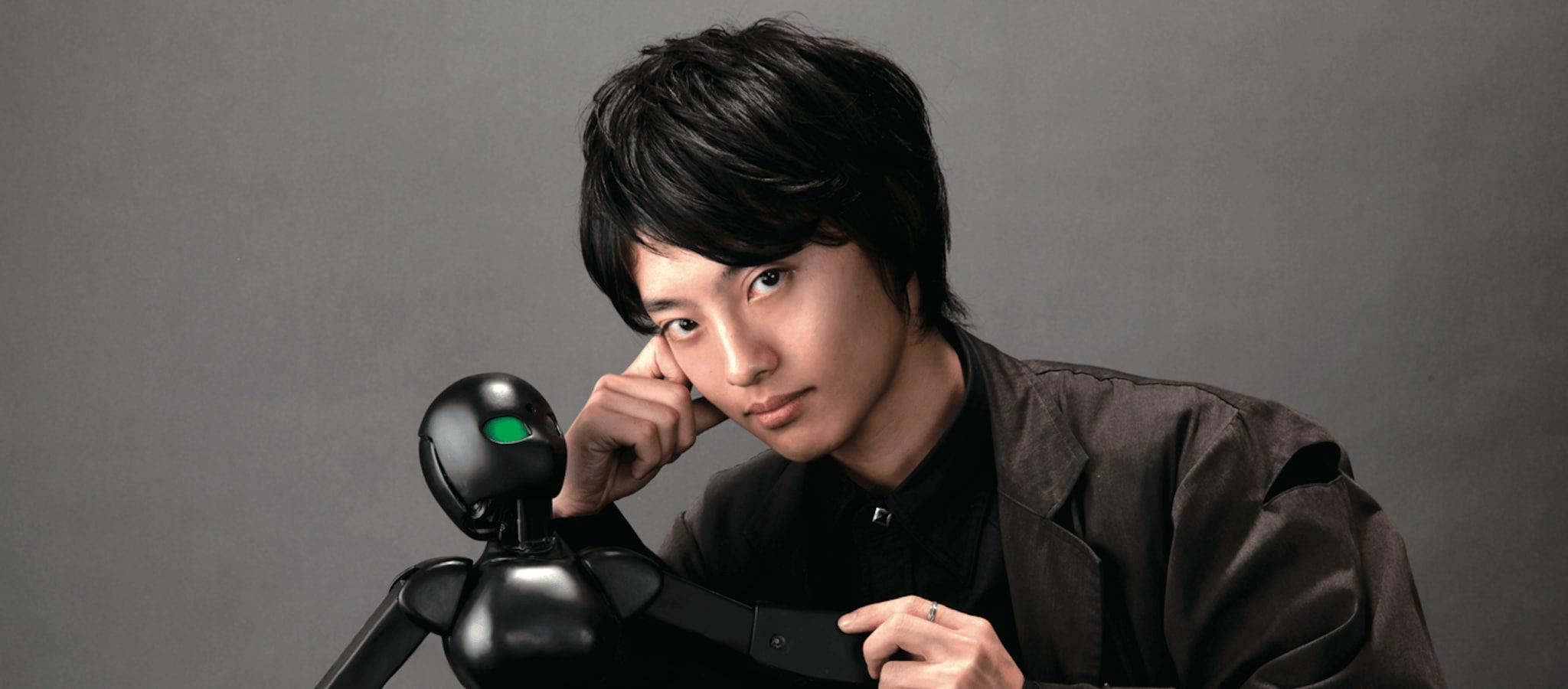 不登校だった経験のある吉藤オリィ氏がロボットで救う「孤独」