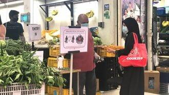 マレーシア「日本を追い抜いた」感染抑制の成果
